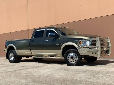 2012 RAM Ram Pickup 3500 for sale at Texas Prime Motors in Houston TX
