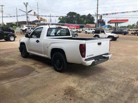 2011 Chevrolet Colorado for sale at Herman Jenkins Used Cars in Union City TN