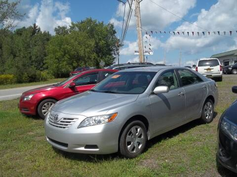 2009 Toyota Camry for sale at Warner's Auto Body of Granville Inc in Granville NY