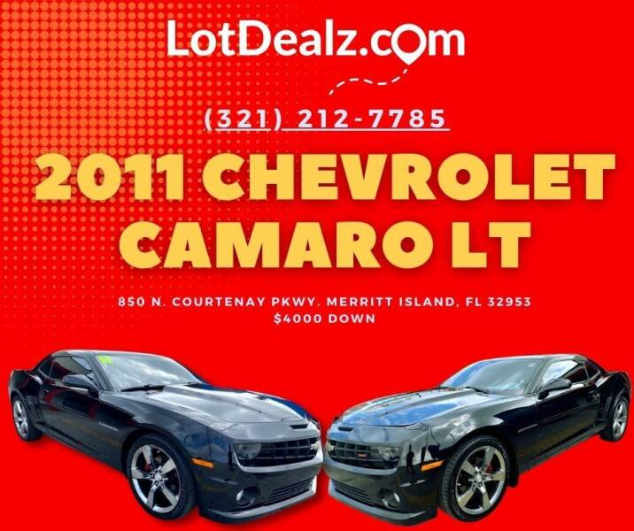 2011 Chevrolet Camaro for sale at ROCKLEDGE in Rockledge FL