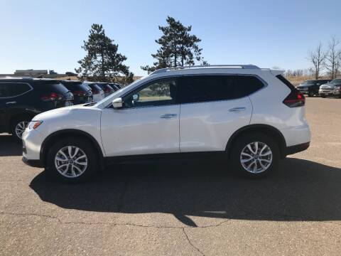 2018 Nissan Rogue for sale at Mays Auto Sales and Service in Stanley WI