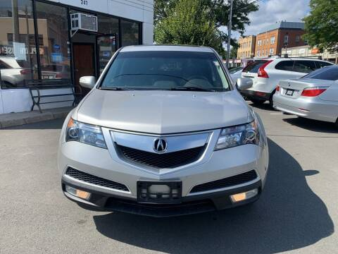 2010 Acura MDX for sale at European Motors in West Hartford CT