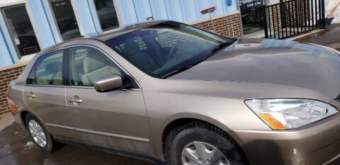 2003 Honda Accord for sale at Freeland LLC in Waukesha WI