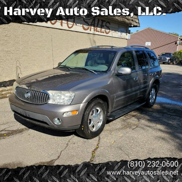 2006 Buick Rainier for sale at Harvey Auto Sales, LLC. in Flint MI