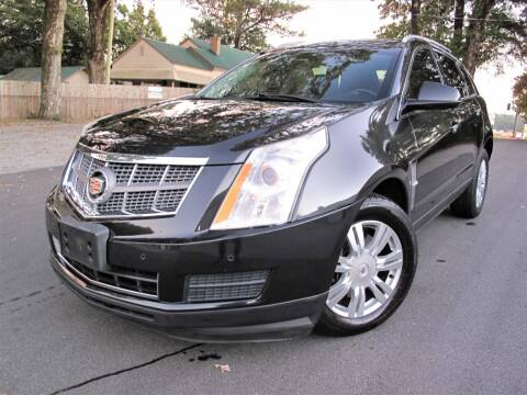 2012 Cadillac SRX for sale at Top Rider Motorsports in Marietta GA