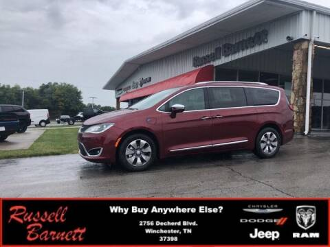 2020 Chrysler Pacifica Hybrid for sale at Russell Barnett Chrysler Dodge Jeep Ram in Winchester TN