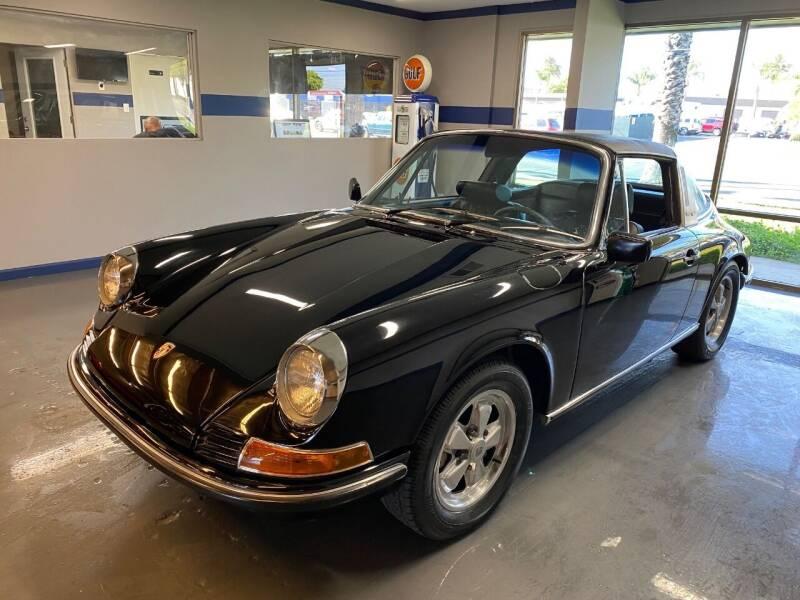 1973 Porsche 911 for sale at Gallery Junction in Orange CA