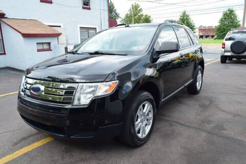 2007 Ford Edge for sale at L&J AUTO SALES in Birdsboro PA