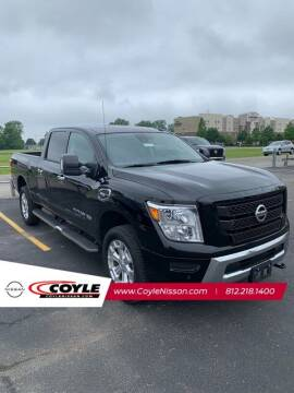 2020 Nissan Titan XD for sale at COYLE GM - COYLE NISSAN - New Inventory in Clarksville IN