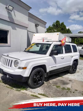2014 Jeep Patriot for sale at Northtown Auto Center in Houston TX