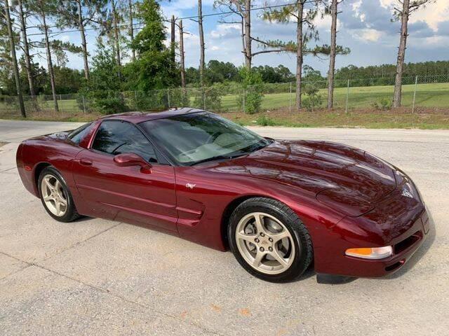 2003 Chevrolet Corvette for sale in Groveland, FL
