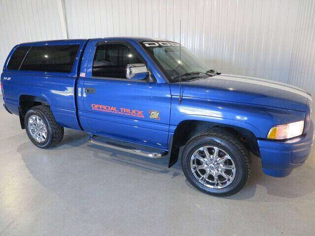 1996 Dodge Ram Pickup 1500 for sale at PORTAGE MOTORS in Portage WI
