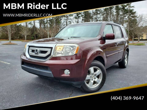 2011 Honda Pilot for sale at MBM Rider LLC in Alpharetta GA