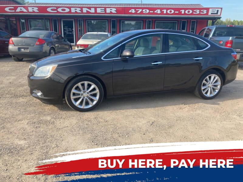 2012 Buick Verano for sale at CAR CORNER in Van Buren AR