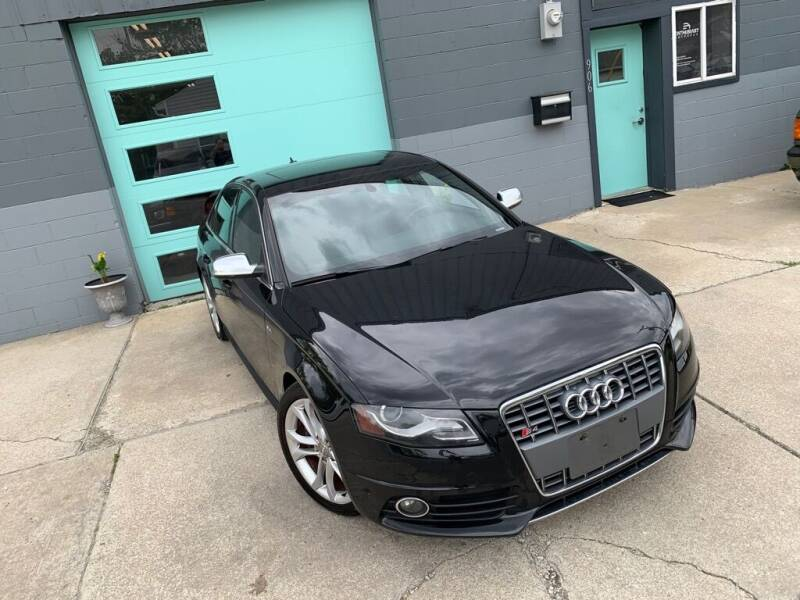 2010 Audi S4 for sale at Enthusiast Autohaus in Sheridan IN