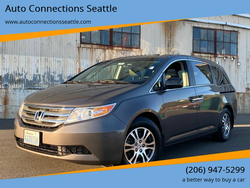 2011 Honda Odyssey for sale at Auto Connections Seattle in Seattle WA
