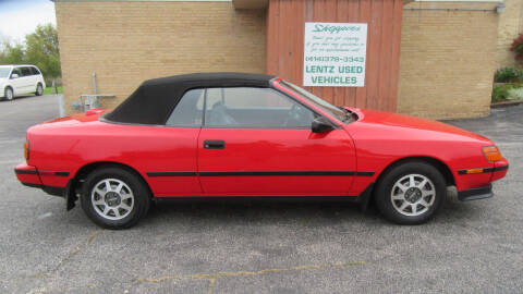 1989 Toyota Celica for sale at LENTZ USED VEHICLES INC in Waldo WI