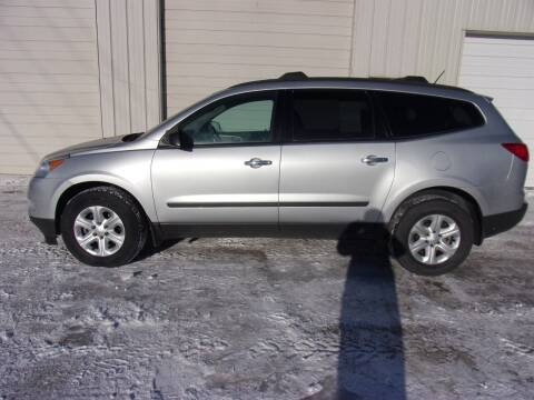2011 Chevrolet Traverse for sale at DJ Motor Company in Wisner NE