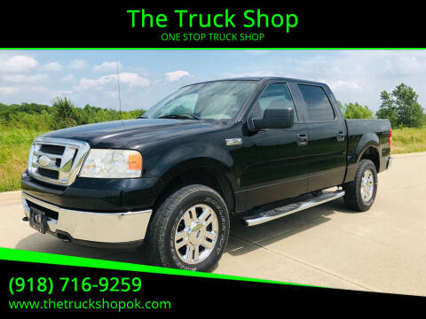 2007 Ford F-150 for sale at The Truck Shop in Okemah OK