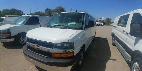 2019 Chevrolet Express Passenger for sale at MOUNTAIN WEST MOTORS LLC in Albuquerque NM