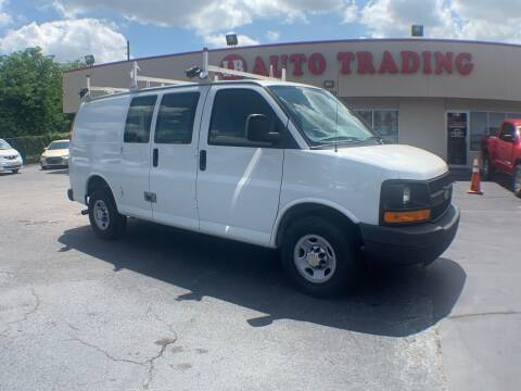 2014 Chevrolet Express Cargo for sale at LB Auto Trading in Orlando FL