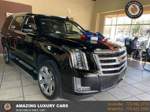 2015 Cadillac Escalade for sale at Amazing Luxury Cars in Snellville GA