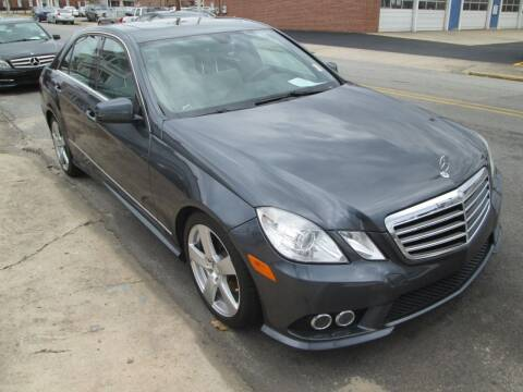 2010 Mercedes-Benz E-Class for sale at Downtown Motors in Macon GA