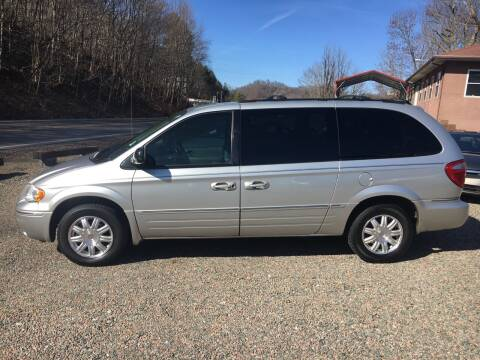 2006 Chrysler Town and Country for sale at R C MOTORS in Vilas NC