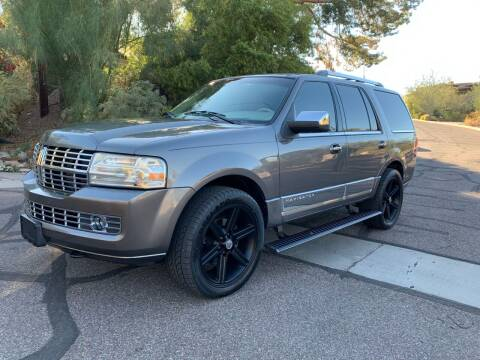 2010 Lincoln Navigator for sale at BUY RIGHT AUTO SALES in Phoenix AZ