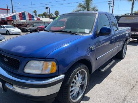 1998 Ford F-150 for sale at North County Auto in Oceanside CA