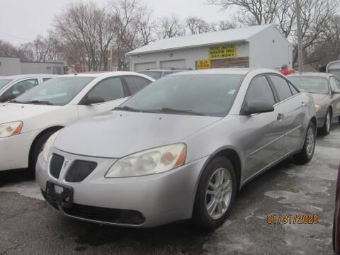 2006 Pontiac G6 for sale at MTC AUTO SALES in Omaha NE