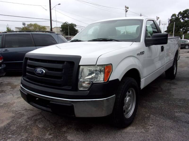 2011 Ford F-150 for sale at Carfast in Houston TX