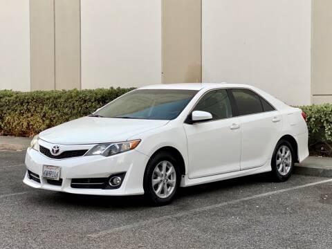 2012 Toyota Camry for sale at Carfornia in San Jose CA