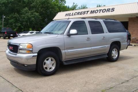2005 GMC Yukon XL for sale at HILLCREST MOTORS LLC in Byram MS