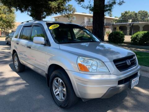 2004 Honda Pilot for sale at River City Auto Sales Inc in West Sacramento CA