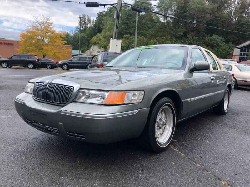 used 2001 mercury grand marquis for sale in washington carsforsale com carsforsale com