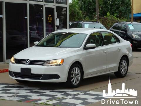 2013 Volkswagen Jetta for sale at Drive Town in Houston TX