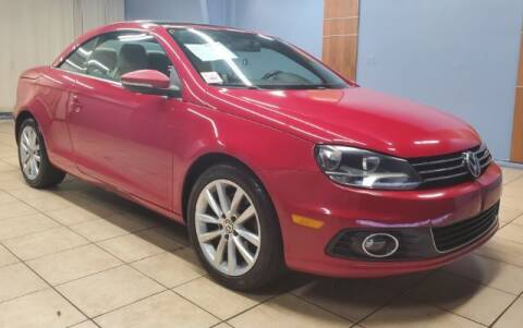 2013 Volkswagen Eos for sale at Adams Auto Group Inc. in Charlotte NC