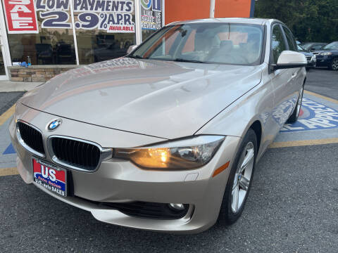 2013 BMW 3 Series for sale at US AUTO SALES in Baltimore MD