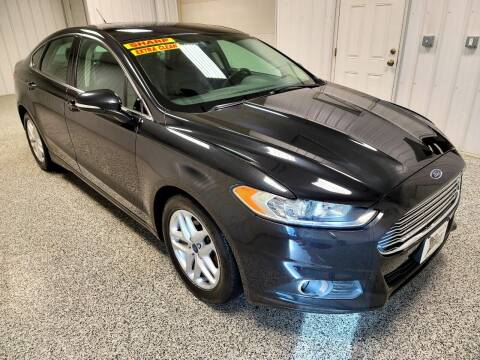 2014 Ford Fusion for sale at LaFleur Auto Sales in North Sioux City SD