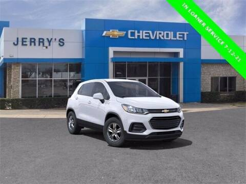2021 Chevrolet Trax for sale at Jerry's Buick GMC in Weatherford TX