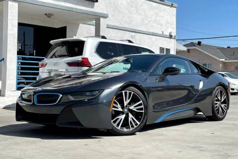2015 BMW i8 for sale at Fastrack Auto Inc in Rosemead CA