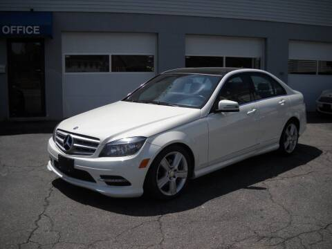 2011 Mercedes-Benz C-Class for sale at Best Wheels Imports in Johnston RI