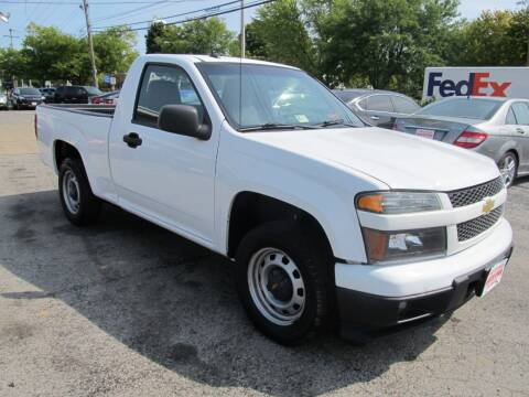 2012 Chevrolet Colorado for sale at St. Mary Auto Sales in Hilliard OH