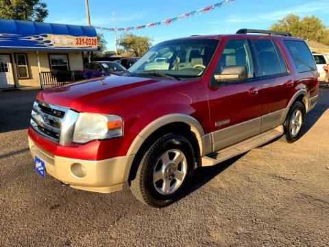 2007 Ford Expedition for sale at California Auto Sales in Amarillo TX