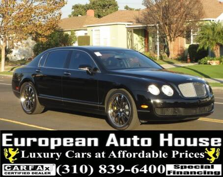 2006 Bentley Continental for sale at European Auto House in Los Angeles CA