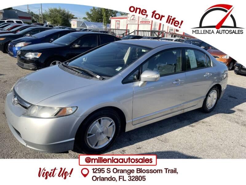 2008 Honda Civic for sale at Millenia Auto Sales in Orlando FL