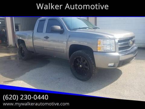 2008 Chevrolet Silverado 1500 for sale at Walker Automotive in Frontenac KS
