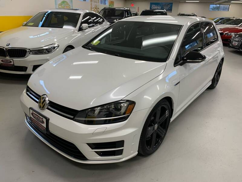 2016 Volkswagen Golf R for sale at Newton Automotive and Sales in Newton MA
