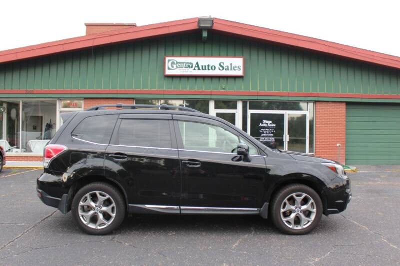 2017 Subaru Forester for sale at Gentry Auto Sales in Portage MI